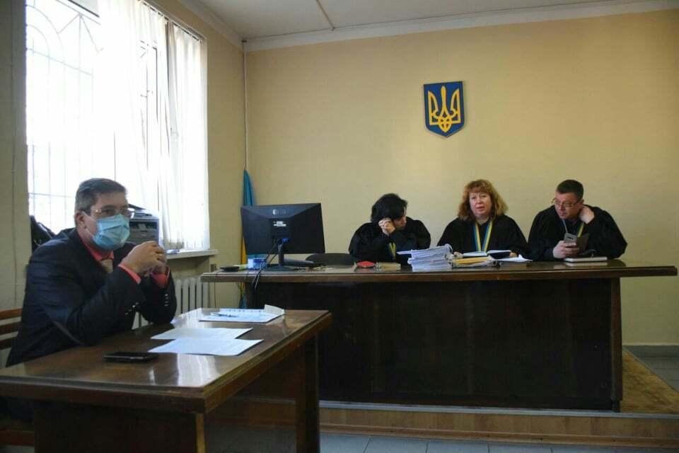 Прокурор с коронавирусом мог быть на заседаниях суда в Одессе
