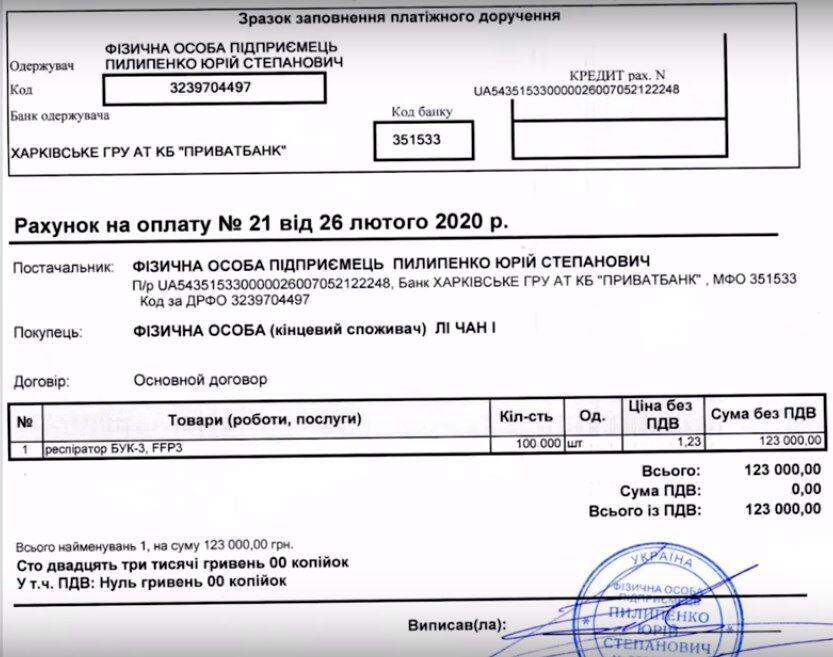"""Журналист раскрыл """"аферу"""" с поставками масок из Украины в Барселону"""