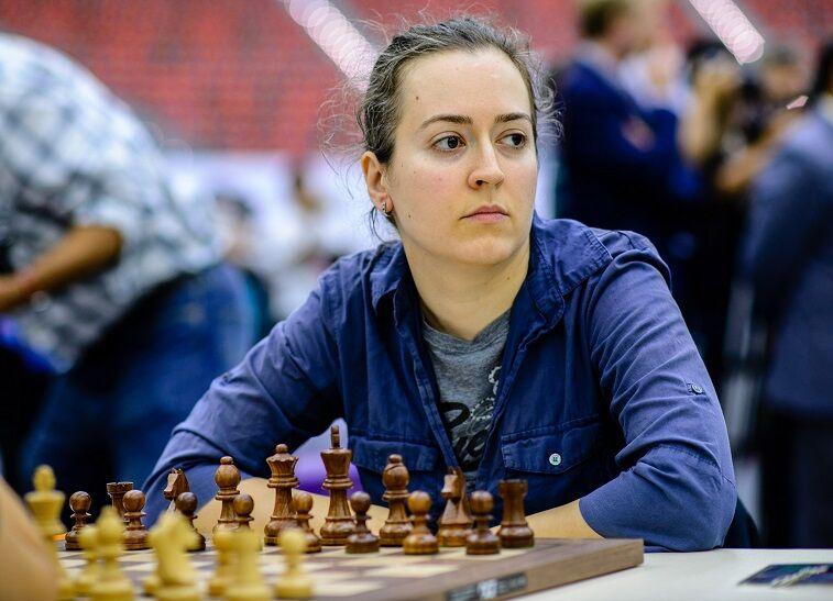 Гроссмейстер Ирина Круш