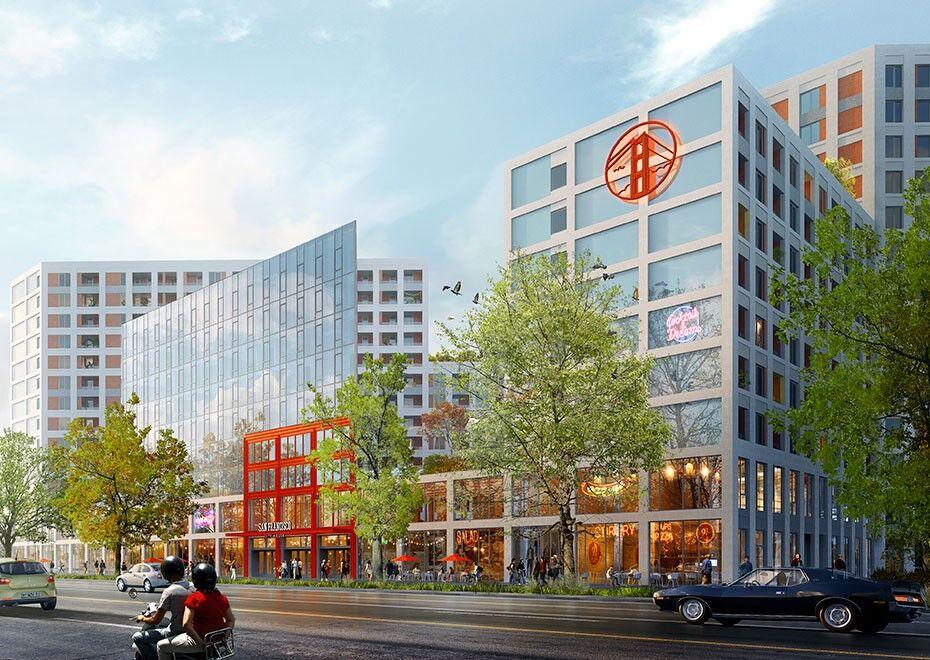 У ЖК San Francisco Creative House запропонували новий формат продажу комерційної нерухомості
