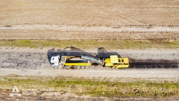 Голик сообщил о старте ремонта трассы Киев-Сумы-Юнаковка
