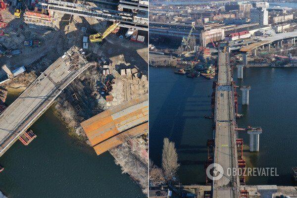 Строительству Подольского моста пандемия не помешает: на него выделяют 700 млн грн