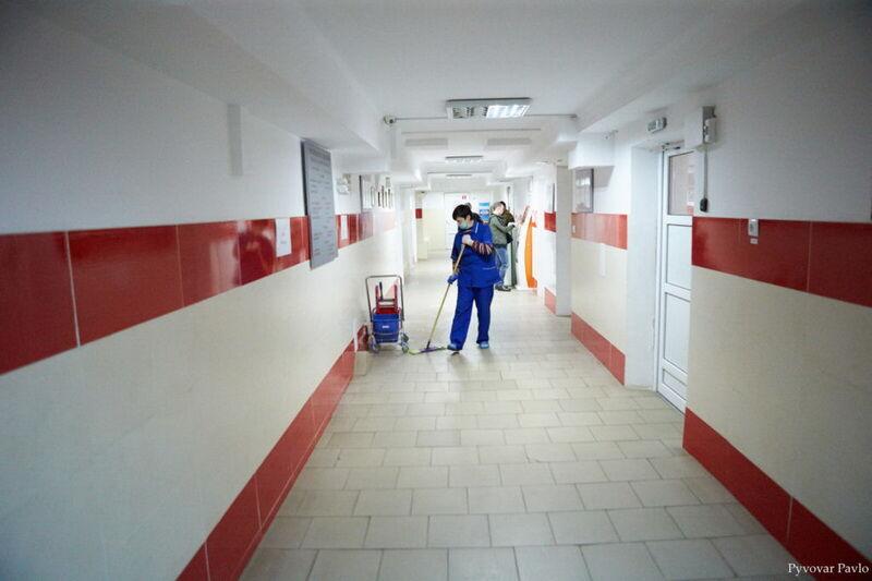 У Рожнятові готують лікарню