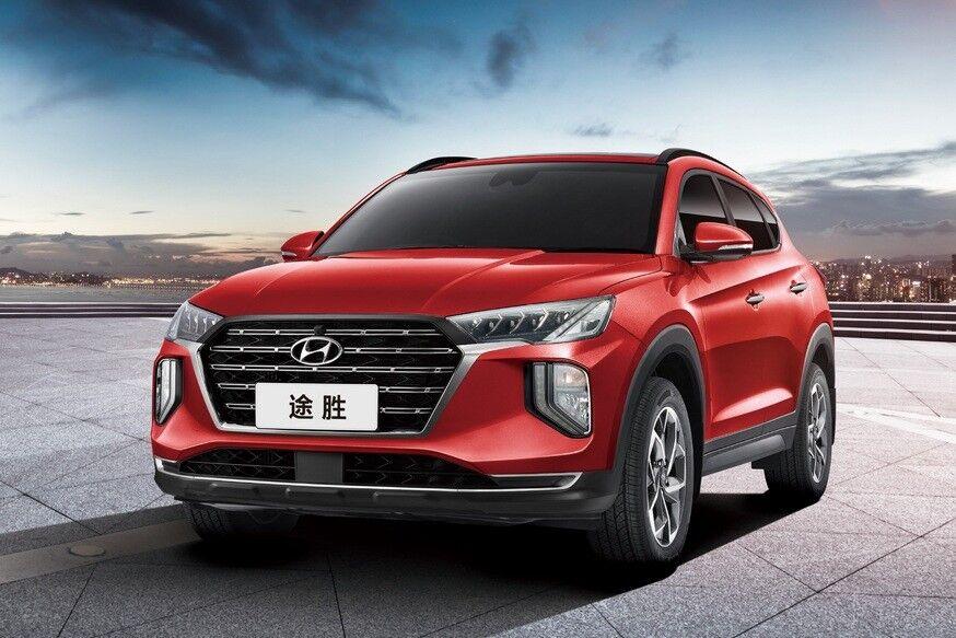 Кросовер Hyundai Tucson 2020 став трохи сучаснішим