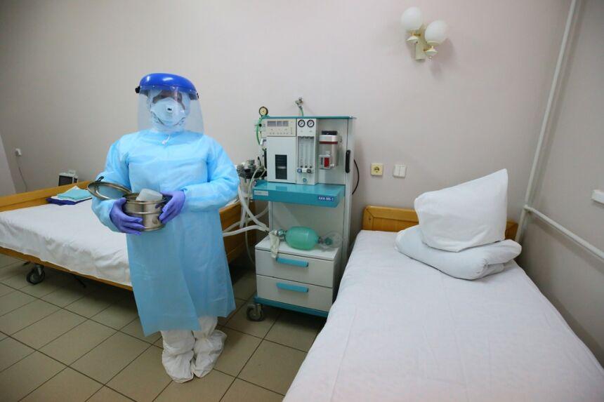 В інфекційному відділенні 33 людини з підозрою