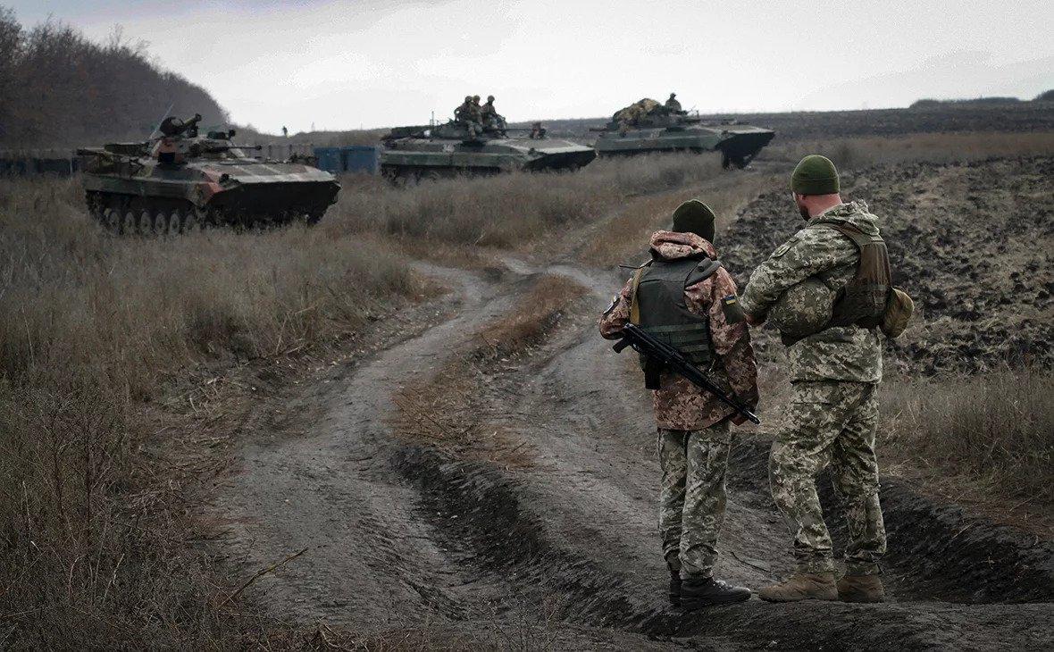 Украина предложила России перемирие на Донбассе из-за коронавируса