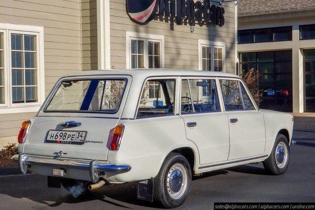 ВАЗ-2102 за 18 200 долларов