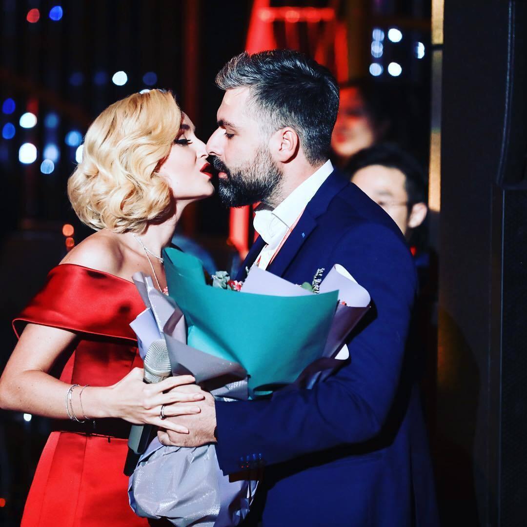 Полина Гагарина после похудения со вторым мужем