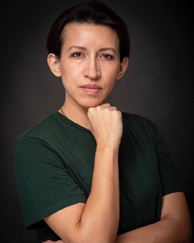 Олена Борщева
