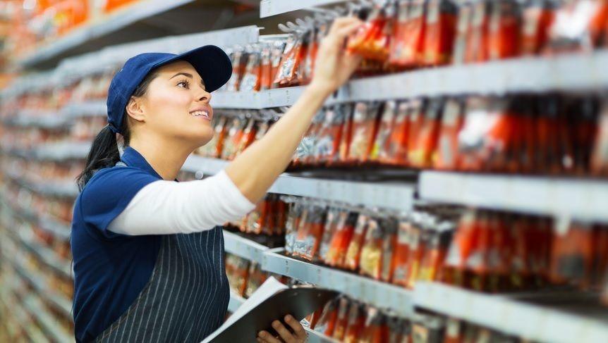 Супермаркети пропонують роботу