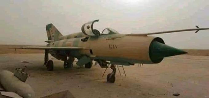 Силы Ливии и Турции захватили российские самолеты