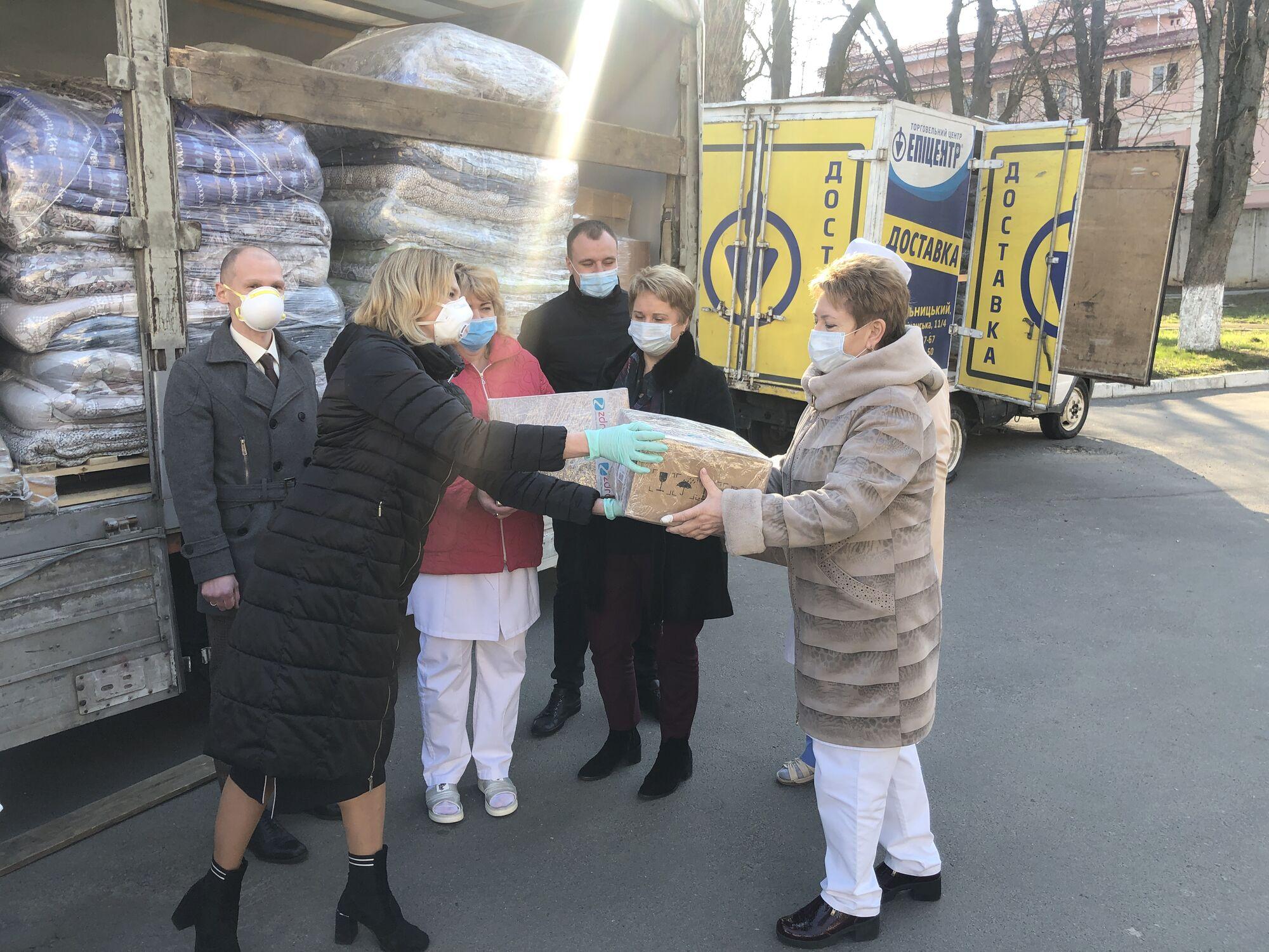"""""""Епіцентр"""" виділив 150 млн грн на боротьбу з коронавірусом в Україні"""