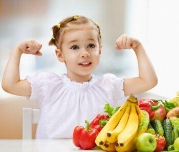 Здорове харчування і правильний сон - важливі умови для формування міцного імунітету