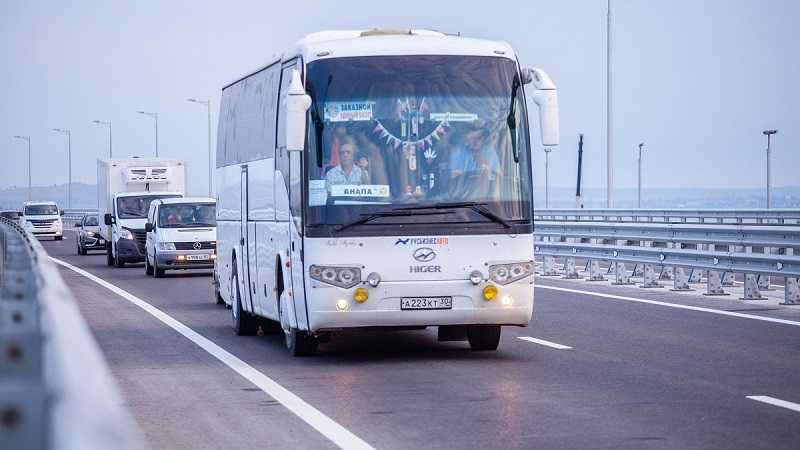 Шукають пасажирів автобусу Краснодар-Сімферополь