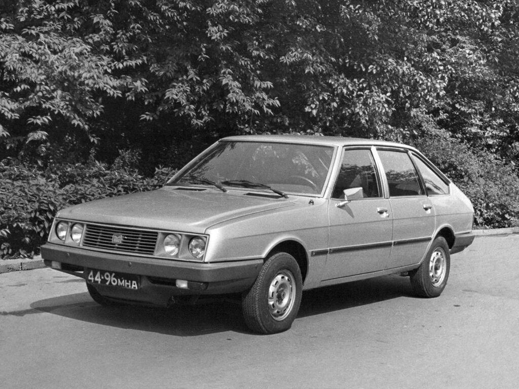 """Ходовой прототип """"Москвич-2141"""" 1977 г."""