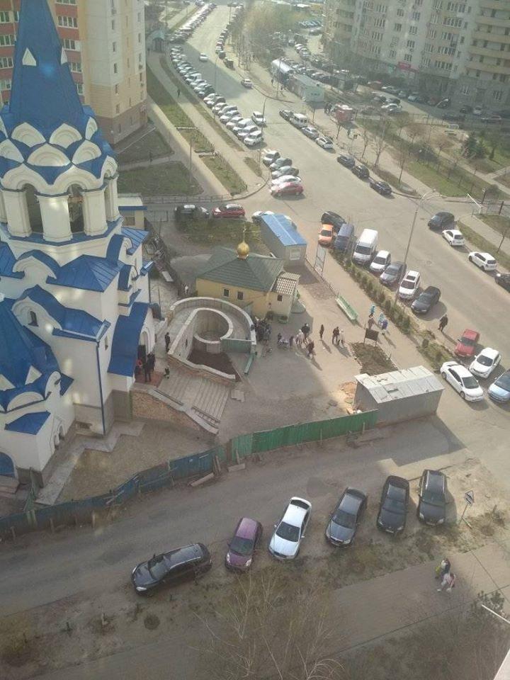 У Києві порушують карантин