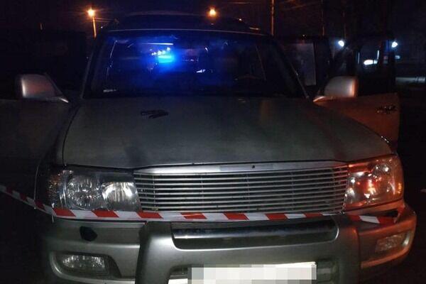 В Никополе убили полицейского