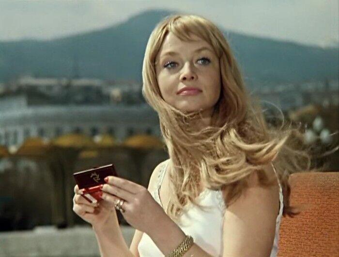 Макияж в СССР: Наталья Кустинская