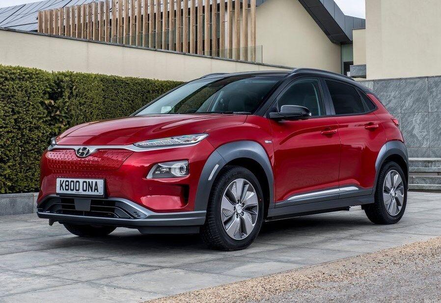 На данный момент кроссовер Hyundai Kona Electric – самый популярный электромобиль бренда