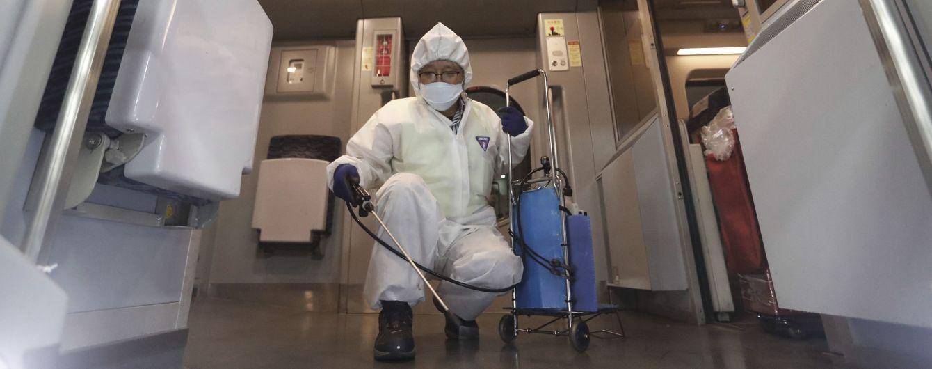 Коронавірус увірвався в Україну