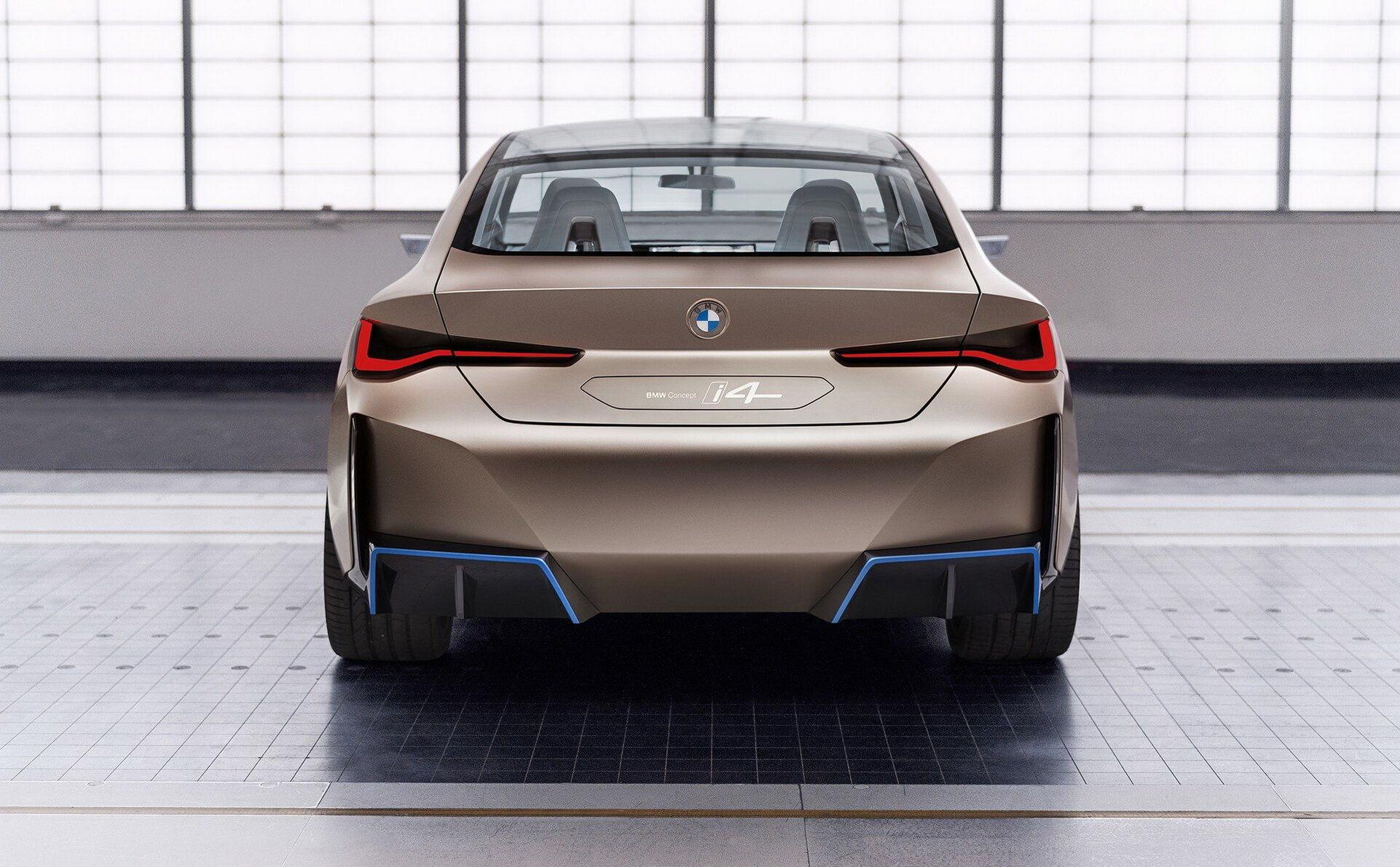 Концепт BMW i4