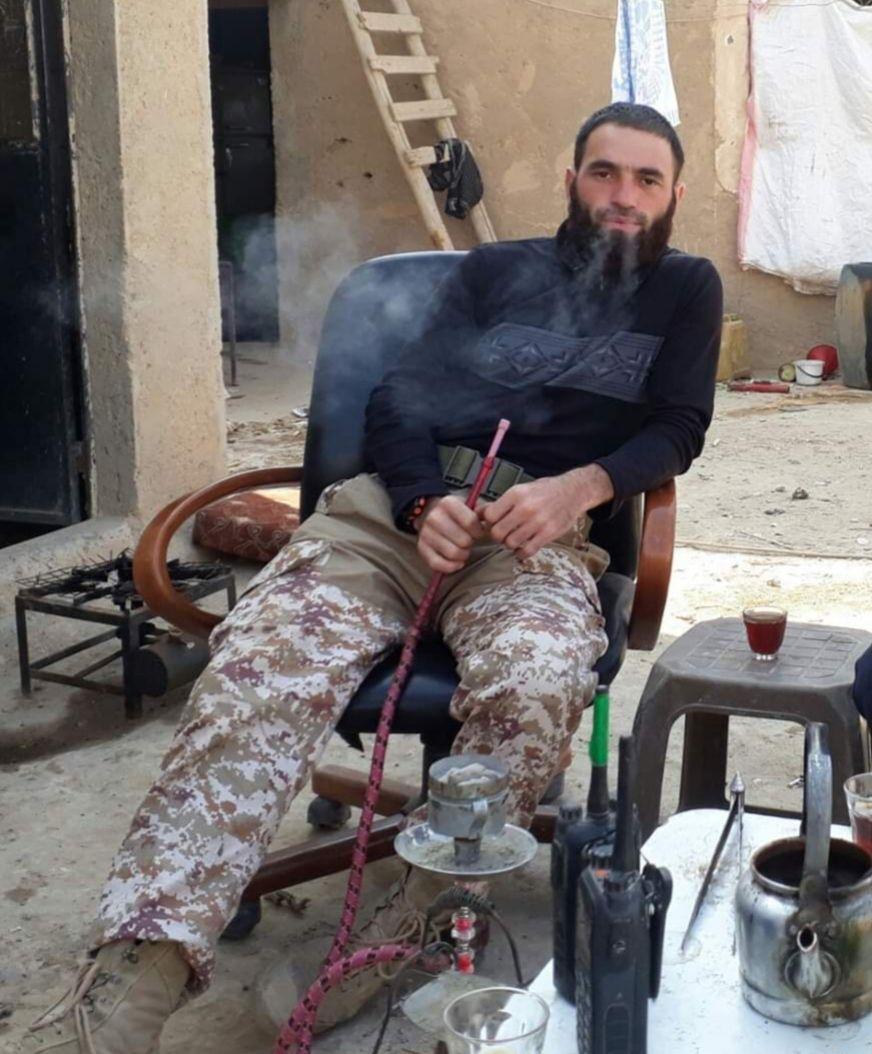 """Найманці ПВК """"Вагнер"""" у Сирії"""