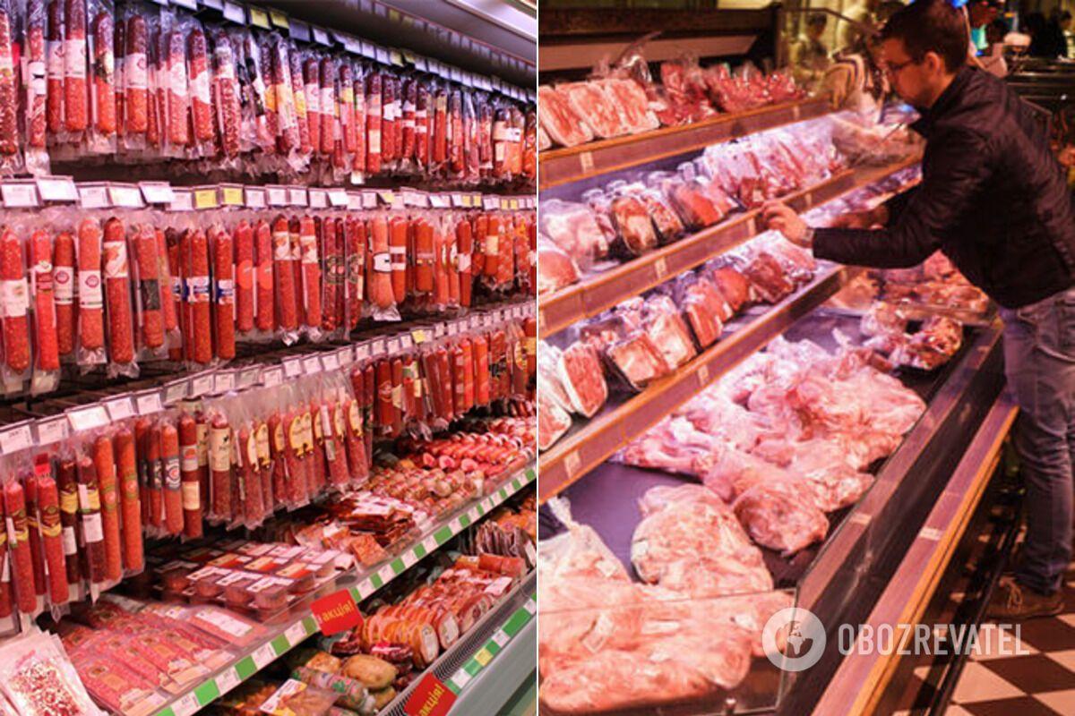 Регулярне вживання ковбаси може провокувати рак