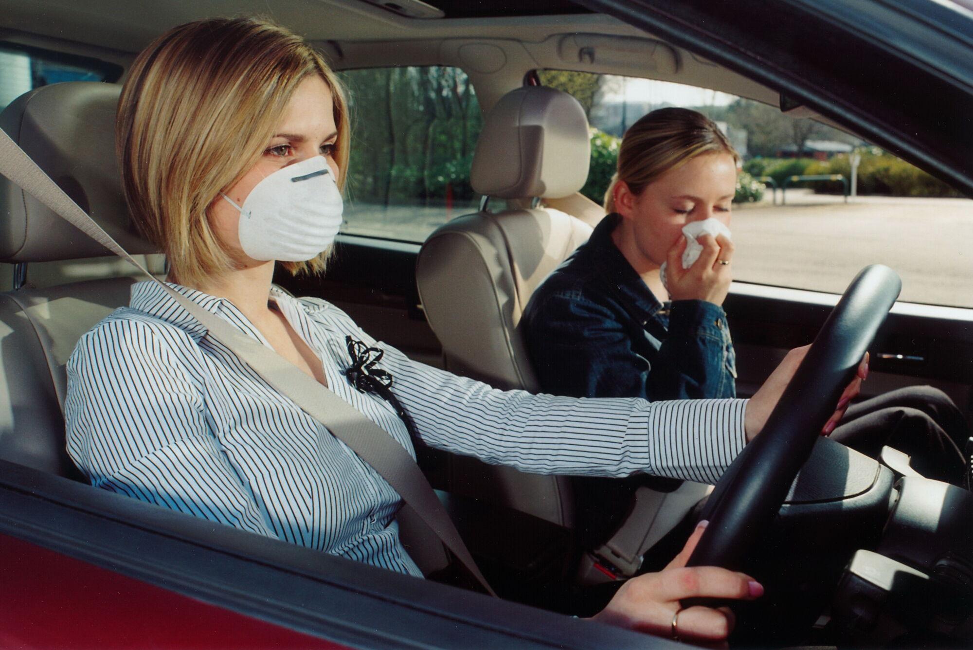 Чистота салонного фильтра является залогом здоровья водителя и пассажиров