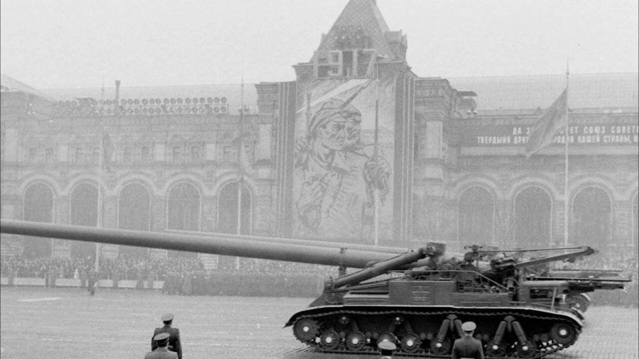 """Оружие СССР времен """"холодной войны"""", которое держали в тайне"""