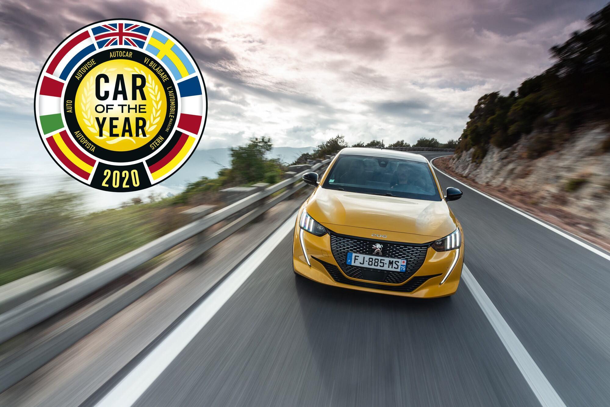 Peugeot 208 принес компании 6-ю победу за всю историю конкурса