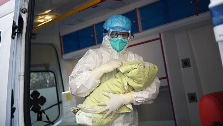 Коронавірус може нести загрозу і мамі, і малюкові