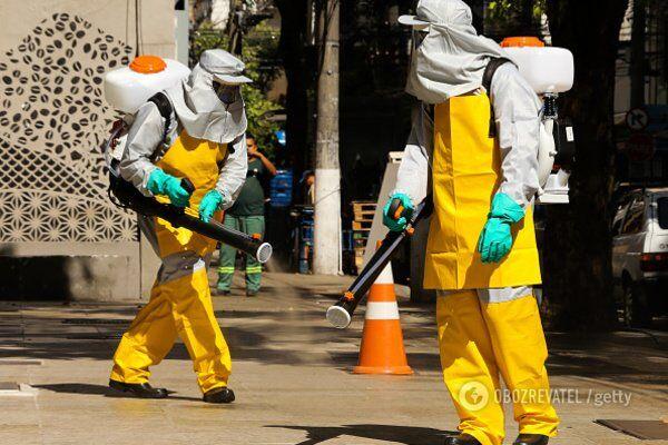 В эпидемии коронавируса очень много странностей