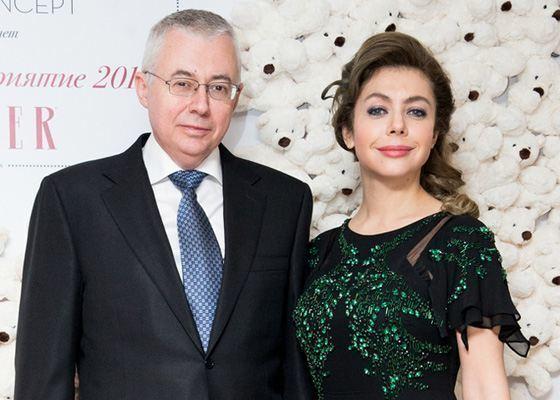 Игорь Малашенко и Божена Рынска