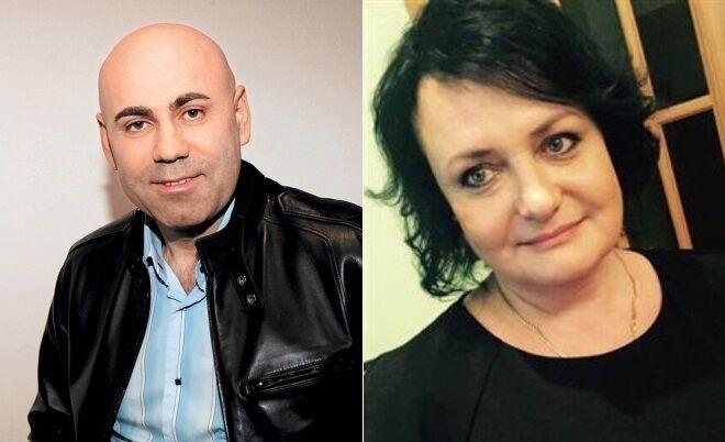 Иосиф Пригожин и его первая жена Елена Соколова