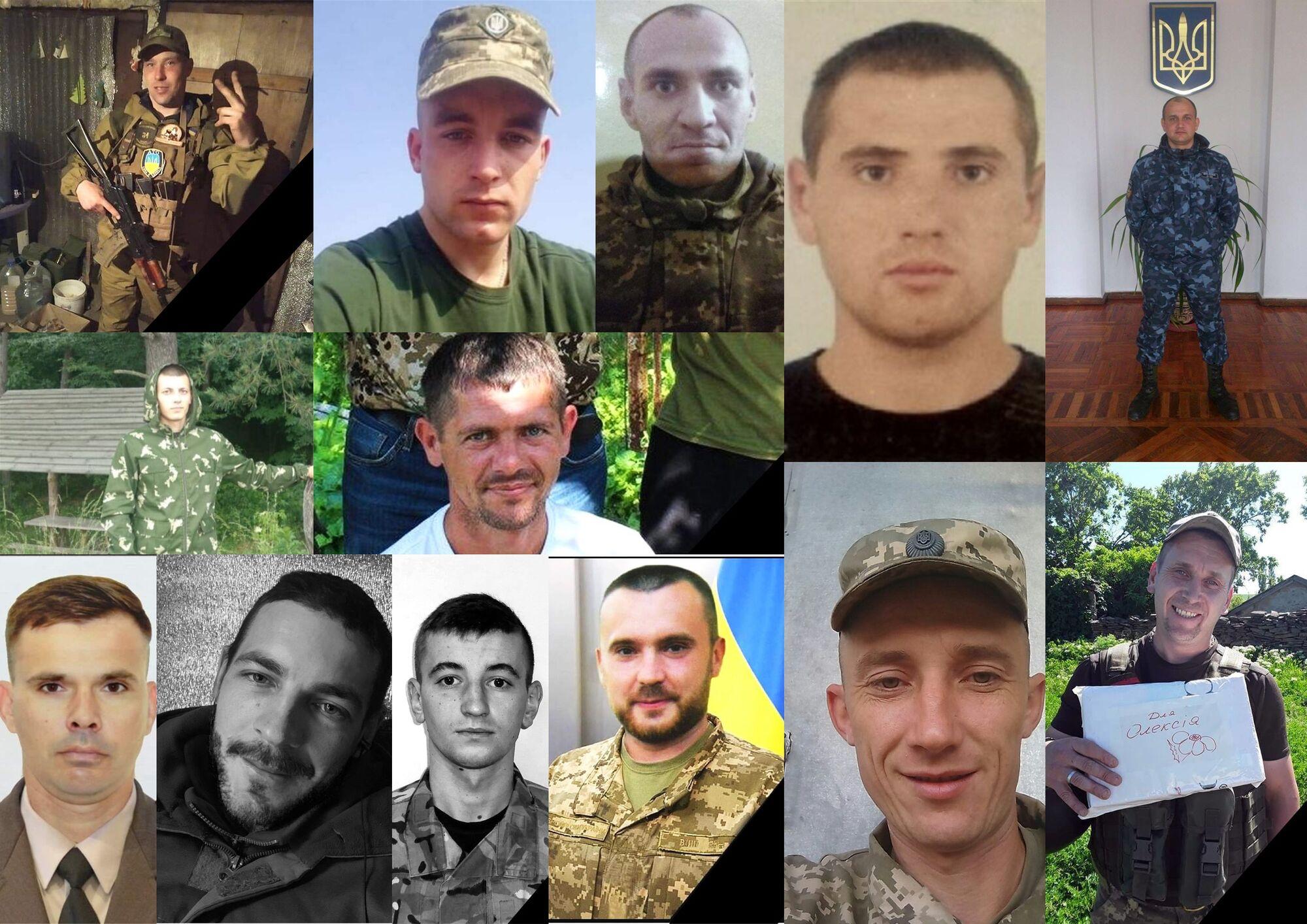 У березні на Донбасі загинули 13 захисників України
