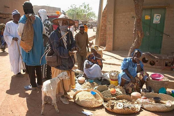 Арахис, овощи, специи - а чем еще интересна кухня Западной Африки?