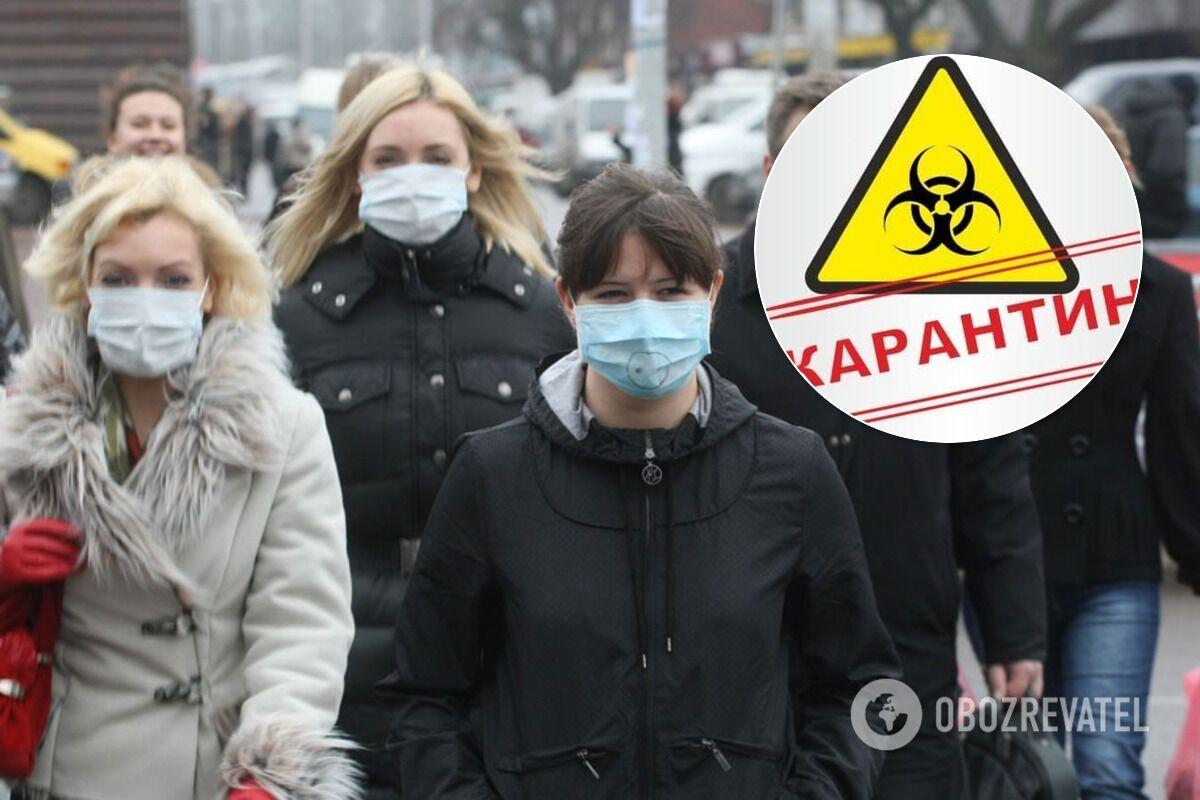 Епідемія коронавірусу в Україні піде на спад