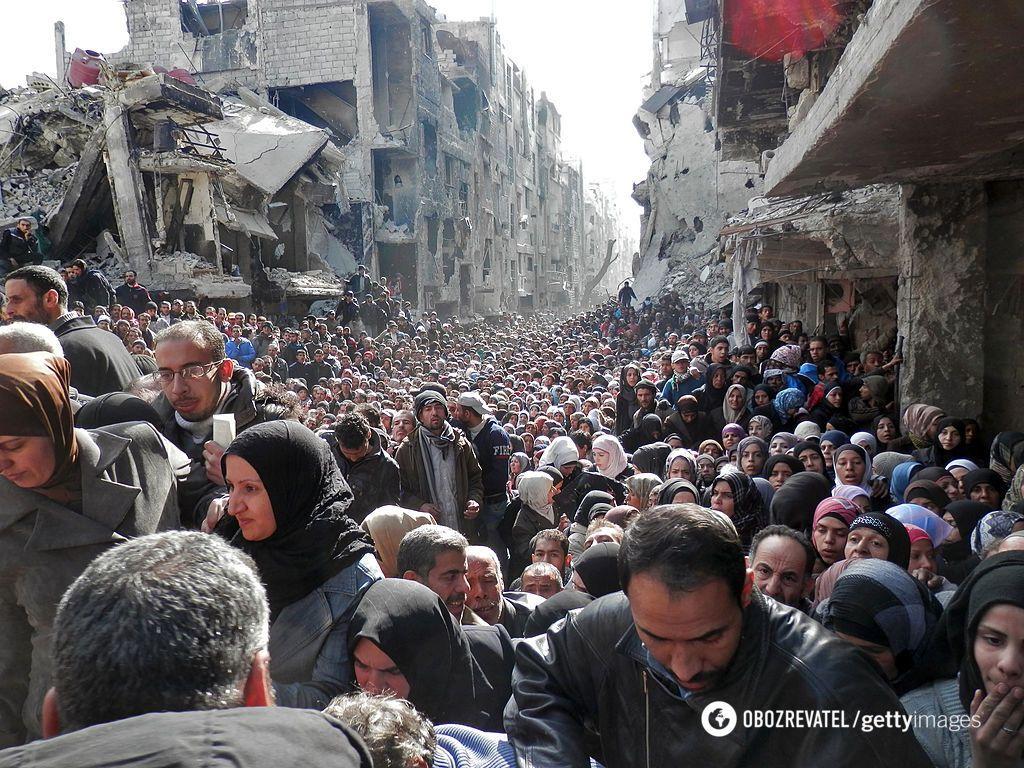 Влітку на Близькому Сході може спалахнути велика війна. Найбільше постраждає Сирія
