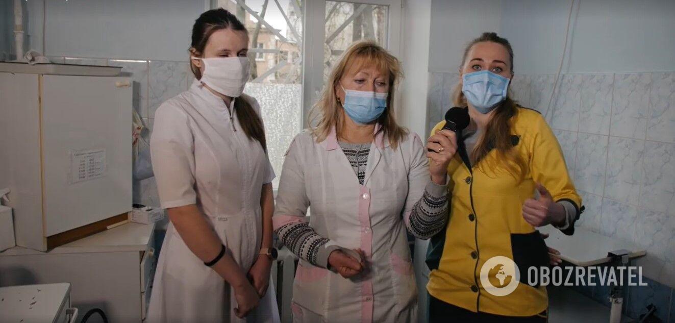 В Одесі лікарі записали відео про неготовність до коронавірусу