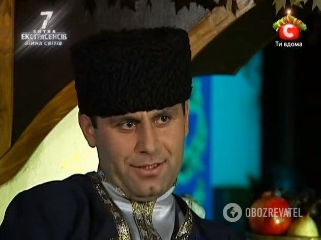 """Фіналіст 7-го сезону шоу """"Битва екстрасенсів"""" Сабухі Іманов"""