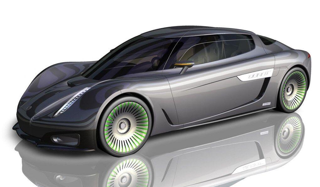 Ранее (2009) вместе с Koenigsegg Quant Concept компания уже демонстрировала намерение создать четырехместный GT