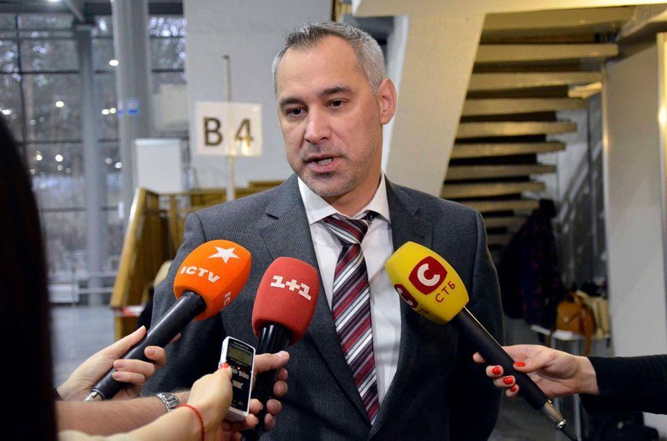Руслан Рябошапка 5 березня відзвітує перед депутатами