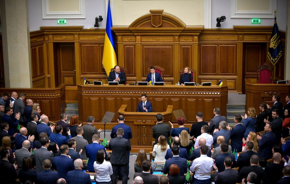 Президент на засіданні Ради 4 березня