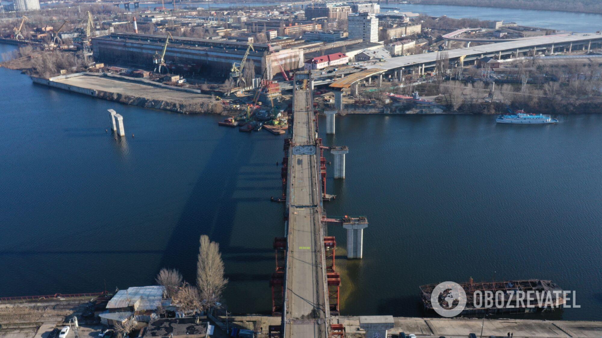Старый Рыбальский мост через гавань будут сносить