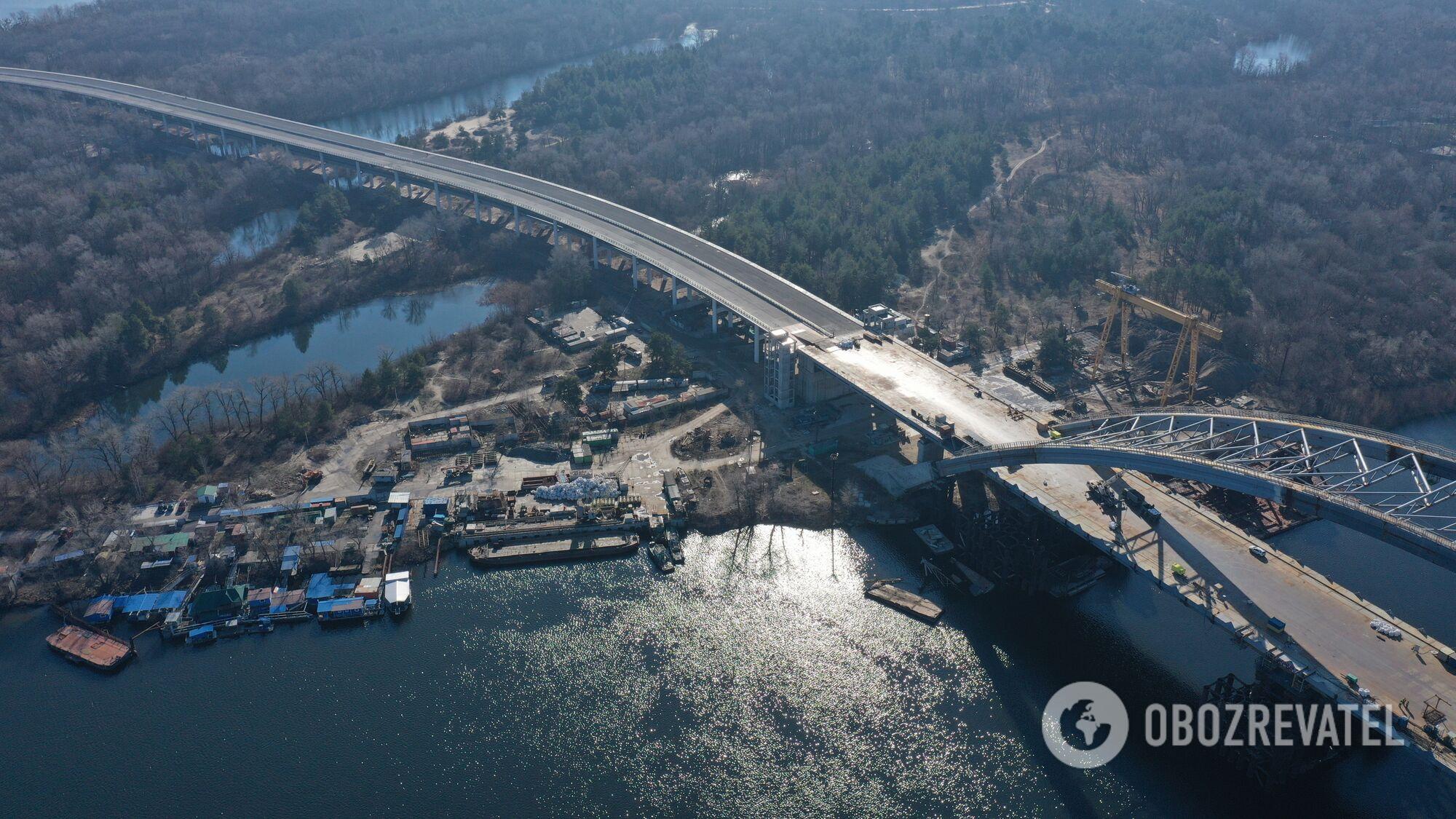 Подольский мост на Трухановом острове