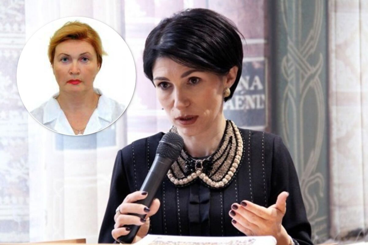 Катерина Кириленко і Тетяна Пархоменко