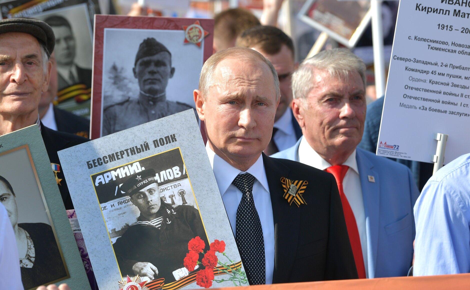 Климкин придумал, как проучить Путина на День Победы