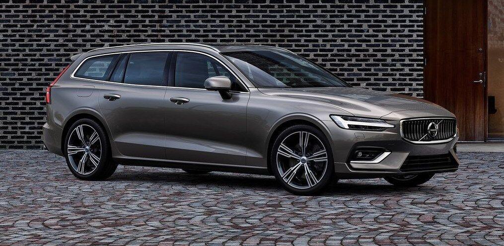Универсал Volvo V60 – стильный и практичный автомобиль