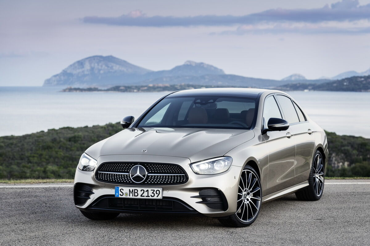 Mercedes-Benz E-Class AMG-Line