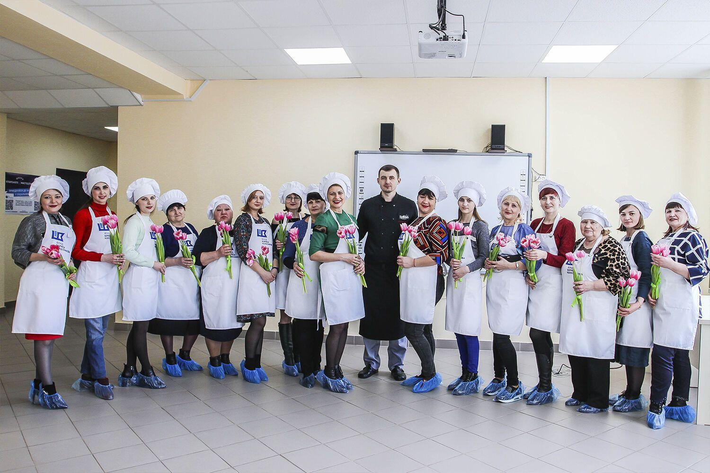 На Донетчине прошли кулинарные мастер-классы к 8 Марта